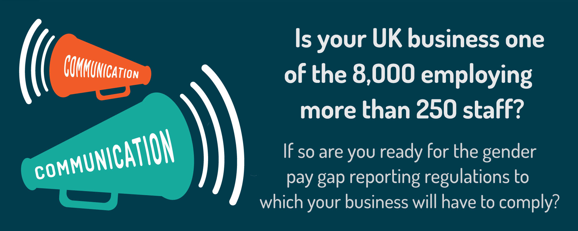 Gender Pay Gap Reporting Communication